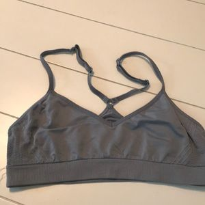 Grey Sleepwear Bra**